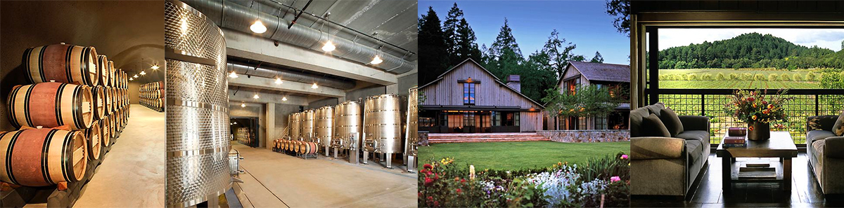 Axiom Engineers: Wineries - THE NAPA VALLEY RESERVE