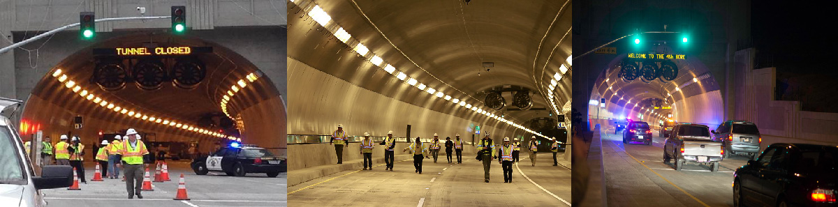 Axiom Engineers: Transit - CALDECOTT BORE 4 TUNNEL